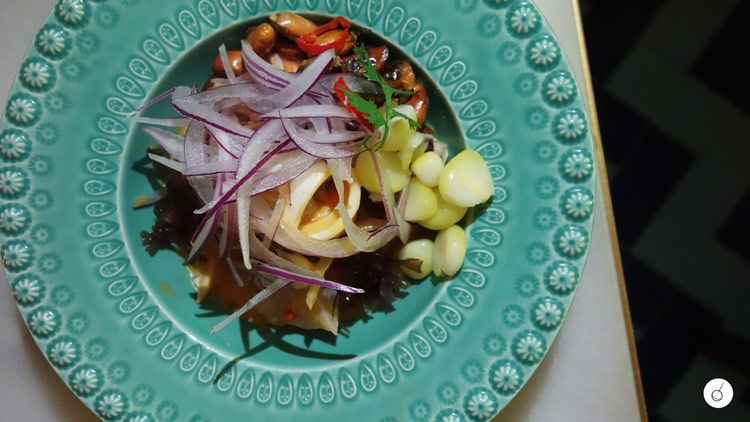 ceviches en Madrid